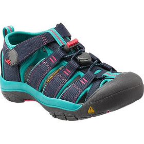Keen Newport H2 Sandals Kids midnight navy/baltic